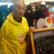 Tetsushi Mizokami Resmikan Uncle Tetsu Pondok Indah Mall