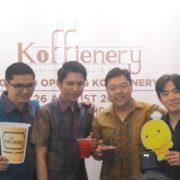 Koffienery Kedai Kopi Pertama Dengan Sensasi Nitro di Indonesia