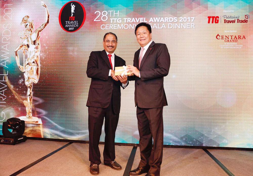 Award Pariwisata di Thailand (1)