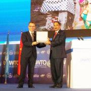 Pariwisata Indonesia Raih Dua Penghargaan Bergengsi dari UNWTO