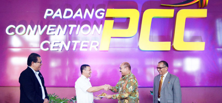 """PT Hotel Indonesia Natour Memperkenalkan """"Padang Convention Center"""" Sebagai Bagian dari Grand Inna Padang"""