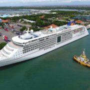 Kapal Pesiar Dream Cruise Akan Rutin Berlabuh di Bali Utara