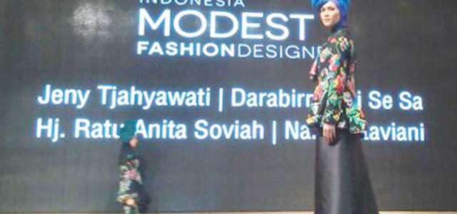 IMFW 2017 Mempromosikan Karya Desainer Lokal Ke Tingkat Global