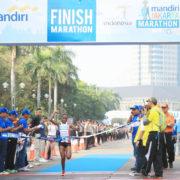 Mandiri Jakarta Marathon 2017 Hadirkan Inovasi Baru