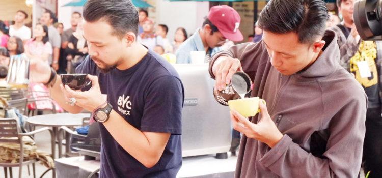 Festival Kuliner Bekasi Manjakan Para Pecinta Kopi