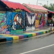 Kampung Bekelir : Kampung Wisata Penuh Warna di Kota Tengerang