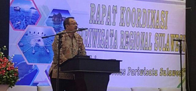 Tingkatkan Kunjungan, Enam Provinsi se-Sulawesi Sepakat Perkuat Konektivitas Pariwisata