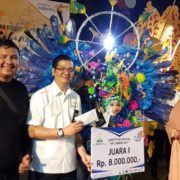 WIN Carnival Sail Sabang Menginspirasi Desainer Muda Sabang