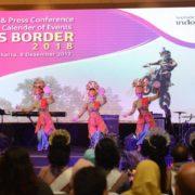 Tahun 2018 Pemerintah Gelar 214 Event di 29 Area Cross Border