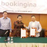 PHRI Bekerja Sama Dengan PT. Maia Putra Lestari Luncurkan Aplikasi Bookingina.com