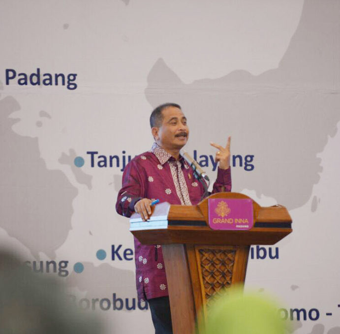 Pemerintah Tawarkan Proyek Pariwisata  Senilai Rp 39 Triliun