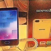 Genpro Gandeng Lazada Pasarkan Smartphone Canggih Genpro Z