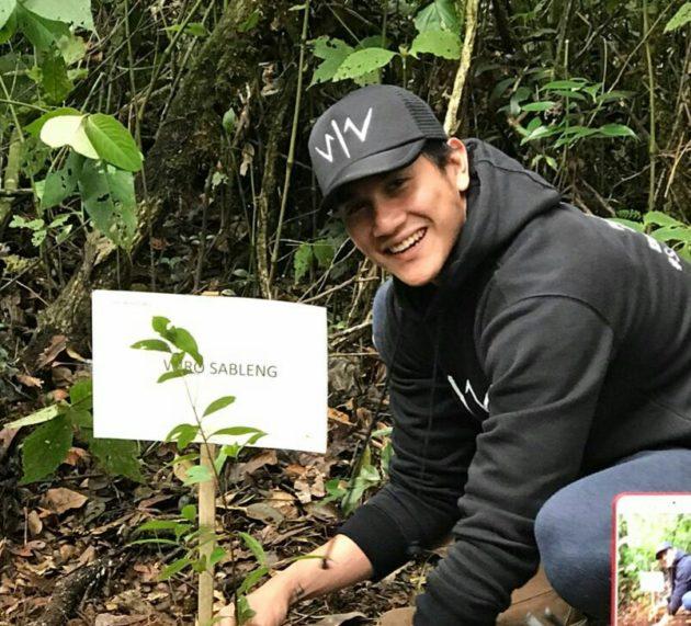 Film Wiro Sableng Dukung Penghijauan Hutan Patuha