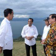 Presiden Jokowi, Danau Toba Sangat Cantik. Ini Yang Harus Dikerjakan