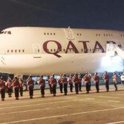 Setelah Salman, JAS Kembali Tangani Emir Qatar